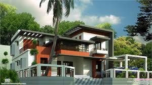 contempory fresh idea 2 kerala style contemporary homes home designs homepeek