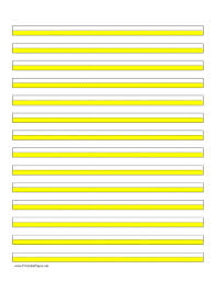 printable lined paper with dotted midline penmanship paper