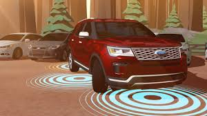 Ford Explorer Rims - 2018 ford explorer suv 7 passenger suv ford com
