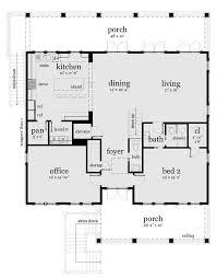 split floor plans coastal house plan 116 1086 2 bedrm 2616 sq ft home