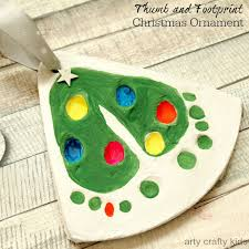 baby footprint ideas baby footprints christmas tree ornament arty crafty kids
