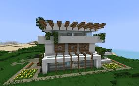 minecraft house perma frost u2013 modern minecraft house houses