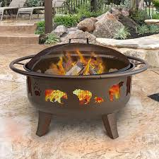 Wood Burning Kits At Lowes by Shop Wood Burning Fire Pits At Lowes Com