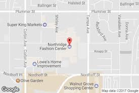 mall hours address directions northridge fashion center