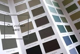 paint colour card pure u0026 original