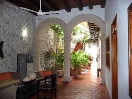 Patio Interior Design Patio Interior De Casa Curato Picture Of Hotel Casa