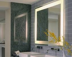 Lighted Mirrors Bathroom by Electric Mirror Integrity Lighted Mirror Avail In Multiple Sizes