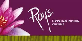 hawaiian fusion cuisine roy s desert ridge restaurants