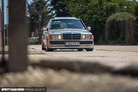 mercedes classic modified carbs only diet a 190 benz that barks speedhunters
