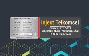 spoof host youthmax telkomsel phw inject telkomsel videomax music youthmax chat pehawe official
