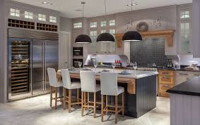 Wolf Kitchen Design Evesley House Place Sub Zero Wolf And Cove Kitchens
