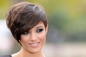short hairstyles for round faces and thick hair 2016 youtube