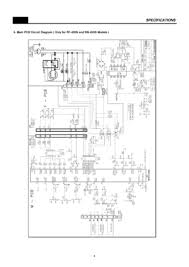 daewoo rf 420 service manual