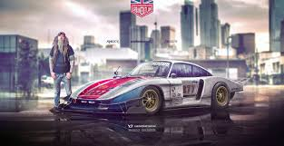 magnus porsche speedhunters porsche 935 x magnus walker by yasiddesign on deviantart