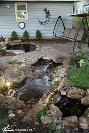 Is A Backyard Pond An Ecosystem 593 Best Ponds And Water Features Images On Pinterest Garden