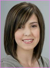 medium length hairstyles for fuller faces medium length haircuts for round faces over stylesstar com