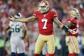 all 22 colin kaepernick s performance plagues 49ers offense