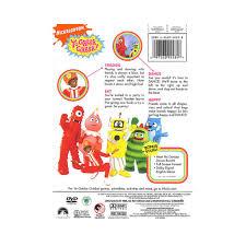 yo gabba gabba dancey dance bunch dvd release
