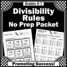 divisibility rules interactive game divisibility rules game and