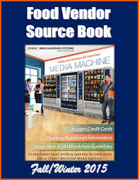 food vendor source book by federal buyers guide inc issuu