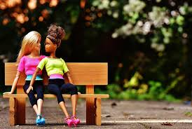 free photo barbie girlfriends free image pixabay