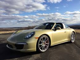 2015 Porsche 911 Targa 4s Testdrivenow Com Review By Auto Critic