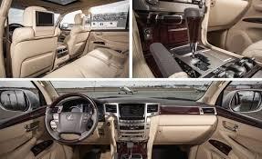 lexus 570 lx 2015 2015 lexus lx570 test review car and driver