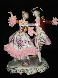 home interior porcelain figurines what does dresden figure volkstedt dresden lace lady man