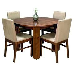 circular dining table for 4 round dining table 42 inches with
