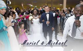 mariage congolais muriel mickael mariage congolais portugais à l etoile dreux