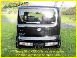 nissan cube back used 2003 nissan cube cubic 7 seats auto for sale in