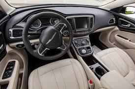 2015 Chrysler 200 Interior Best Family Car Under 30 000 Chrysler 200 Toronto Star