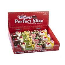 set of 24 dessert delight perfect slice cake christmas ornaments 2