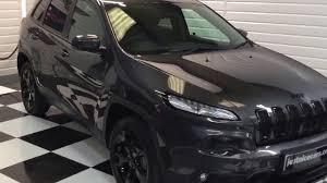 jeep eagle 2016 2016 65 jeep cherokee 2 2 night eagle multijet auto 4wd 4x4 200bhp