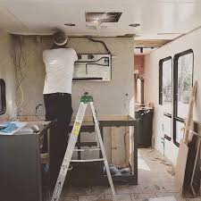 what is the best paint for rv cabinets how to paint your rv kitchen cabinets mountainmodernlife