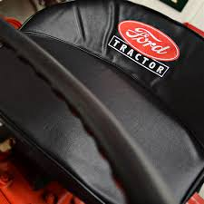 ford tractor seat covers on ford images tractor service and