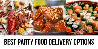 birthday food delivery 15 party food delivery options that are not pizza or fast food