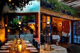 Gallery For Gt Setting The Table For Dinner by The Most Romantic Restaurants In America Huffpost