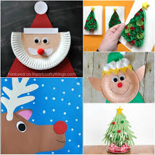 ideas for photos 50 christmas arts and crafts ideas i heart crafty things