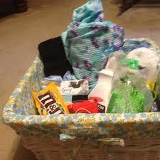 Postpartum Gift Basket 53 Best Pregnancy Images On Pinterest Hospital Survival Kits