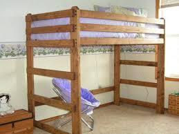 Building A Loft Bed Frame Emejing Wood Loft Bed Plans Gallery Liltigertoo