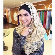 Padusi Rozita Che Wan | til manis stailista dengan hijab padusi couture oleh che ta