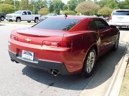 chevrolet camaro used 2015 used chevrolet camaro 2dr coupe ls w 2ls at honda of