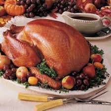 thanksgiving dinner turkey recipe special roast turkey recipe taste of home
