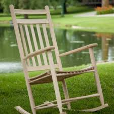 Wood Rocking Chair Outdoor Wood Rocking Chairs On Hayneedle Wooden Outdoor Rocking