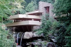 Falling Water House by Fallingwater Frank Lloyd Wright Ideasgn