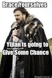 Meme Creator Winter Is Coming - download brace yourself super grove