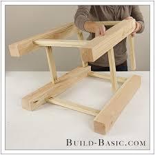 Diy Side Table Build A Diy Side Table Build Basic