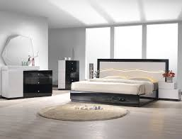 Modern Platform Bed Modern Furniture Stores Platform Bed With Led Headboard