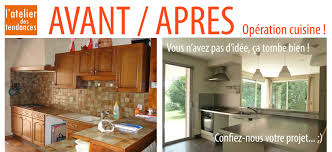 cuisine avant apres cuisine avant après photo de conseil déco rozenn krebel
